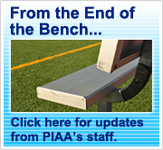 From the End of the Bench - updates from PIAA