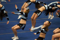 Girls Competitive Spirit